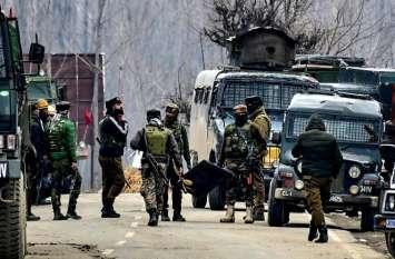 जम्मू-कश्मीर में बड़ी आतंकी साजिश नाकाम, 5 एके-47 के साथ पकड़ाए तीन आतंकी