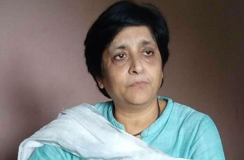 कृष्णनगरी के कथित समाज सेवियों को आईना दिखातीं 'सुजाता'