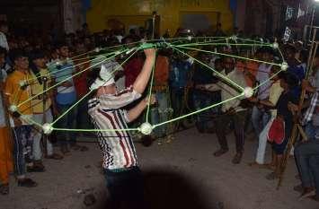 पूरे भारतवर्ष में केवल धौलपुर में मोहर्रम के तीसरे दिन निकलता है तीजा .....देखें तस्वीरें