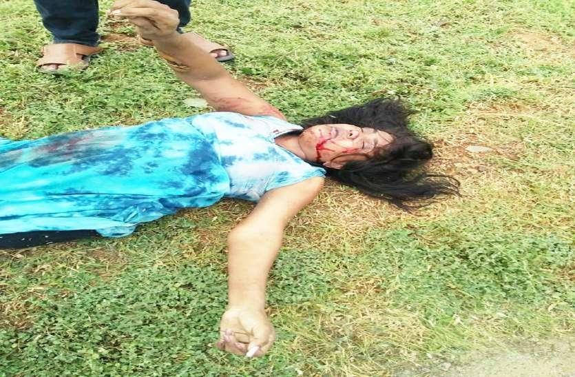 two woman murder in gwalior