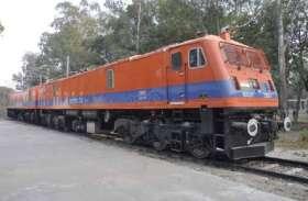 अगले माह तैयार हो जायेगा देश का अनोखा रेल इंजन