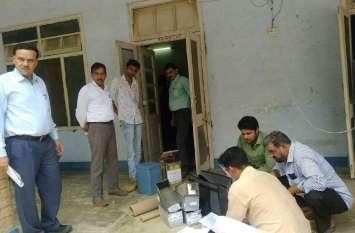 नहरी चुनाव को लेकर मतदान दलों ने संभाला मोर्चा