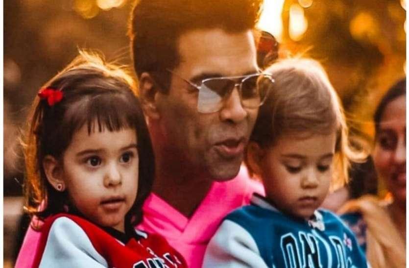 करण जौहर ने किया खुलासा: अपने बच्चों का पिता बाद में पहले ..