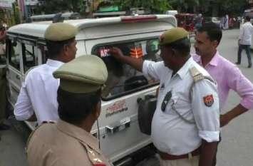 शराब के नशे में वाहन चलाने वाले लोगों के लिए यातायात पुलिस ने एक नया तरीका निकाला