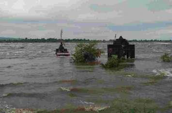 प्रतापगढ़ में टूटा कई वर्षों का रिकॉर्ड, अब तक १०४ इंच बारिश