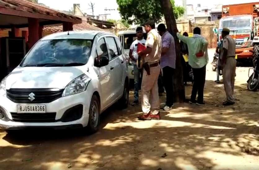 इनामी बदमाश को पकडऩे के लिए 9 पुलिस थानों की संयुक्त कार्रवाई, चकमा देकर फरार हुआ गुर्जर