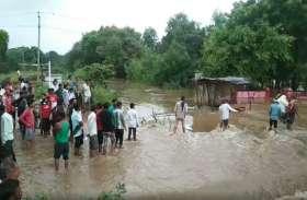 राजस्थान में फिर बदला मौसम, भारी बारिश के बाद कई इलाकों का संपर्क कटा, यहां 6 इंच बारिश