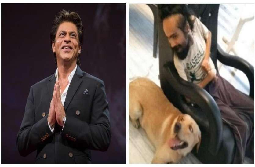 दिव्यांग ने गाया शाहरुख का ये हिट सॉन्ग, किंग खान ने ऐसे किया रिएक्ट