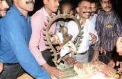 तमिलनाडु से चोरी की गई 600 साल पुरानी नटराज की मूर्ति,मेलबोर्न से लाई गई वापिस