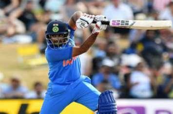 विजय हजारे ट्रॉफी में हैदराबाद की कप्तानी करेंगे अंबाती रायडू, संन्यास से वापसी के बाद कर रहे हैं वापसी