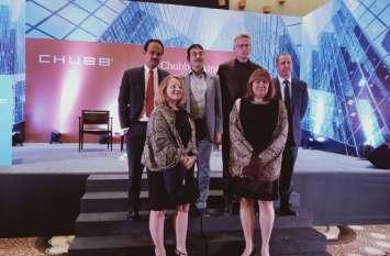 भारत में व्यवसाय सेवा केंद्र शुरू करेगी दुनिया की बड़ी बीमा कंपनी CHUBB