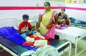 नौनिहालों में फैल रहा है बोक्राइल निमोनिया, जिला अस्पताल में दर्जनभर बच्चे भर्ती