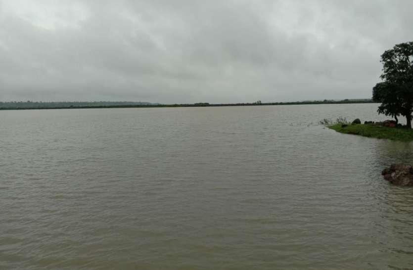 झमाझम बारिश ने कर दिया दो साल का कोटा पूरा, अब नहीं आएगी शहर में पानी की किल्लत