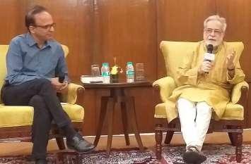 बात कह नहीं सकते थे तो लिखना शुरू कर दिया - पदमश्री हिंदी साहित्यकार डॉ. कोहली