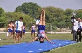 श्रीगंगानगर.खिलाडिय़ों ने राज्य स्तरीय जिम्नास्टिक में दिखाया दम......देखें खास तस्वीरें