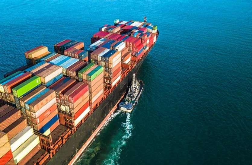 अगस्त में 6 फीसदी गिरा एक्सपोर्ट, व्यापार घाटे में भी आई कमी