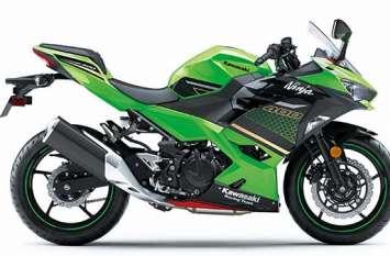 नए रंग में नजर आएगी Kawasaki Ninja 400, वीडियो में देखें पूरी झलक