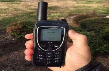 प्रतिबंधित सैटेलाइट फोन: फोरेनर की भूल या आंखों में झौंक रहा था धूल