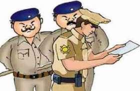 गांव बावला में तनाव, पुलिस बल तैनात