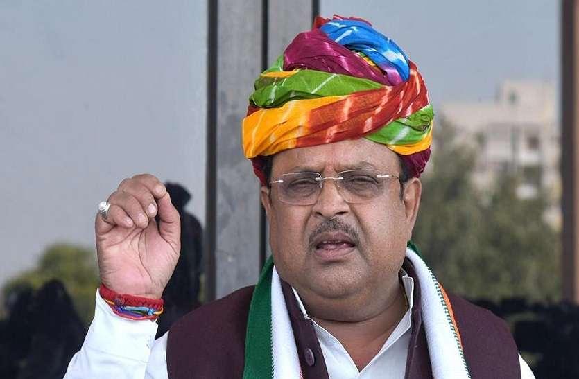 हर साल 17 दिसम्बर को ''निरोगी राजस्थान दिवस''मनाने की घोषणा