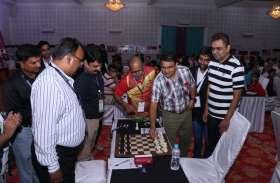 लेकसिटी में कभी नहीं हुआ शतरंज का ऐसा टूर्नामेंट