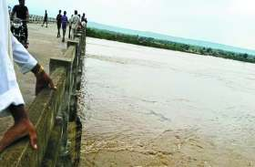 खतरे के निशान से पांच फीट ऊपर पार्वती, खातौली पुल पर 21 फीट पानी, चंबल नदी भी 13 फीट चढ़ी