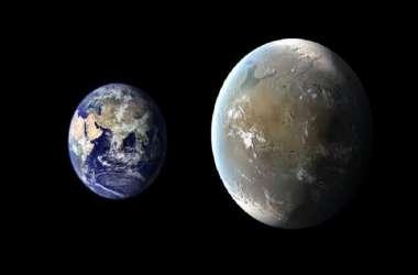 वैज्ञानिकों ने खोजा पृथ्वी जैसा ग्रह, यहां 33 दिनों का होता है एक साल