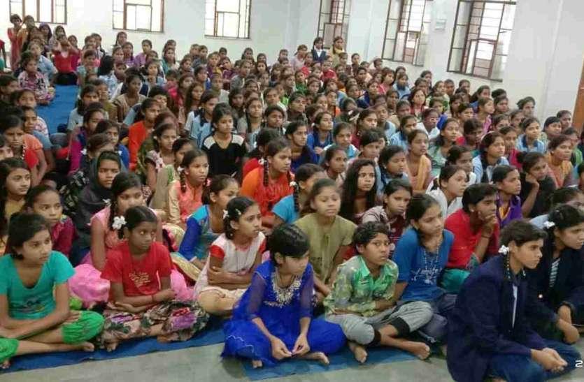 राजयोग के अभ्यास से मिलती है रोगों व तनाव से मुक्ति,म्हारो राजस्थान समृद्ध राजस्थान अभियान का दूसरा दिन
