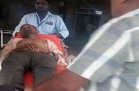 ... भिलाई इस्पात संयंत्र के यूआरएम में कर्मचारी ऊंचाई से गिरा, घायल