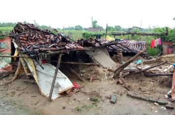 अति वर्षा, बाढ़ से जिले की 6958 लोग हुए प्रभावित