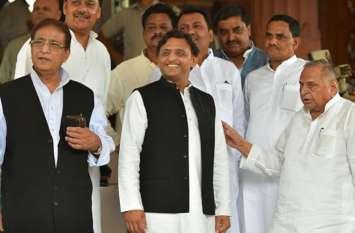 सपा नेता आजम खान के समर्थन में उतरी कांग्रेस, आया बहुत बड़ा बयान