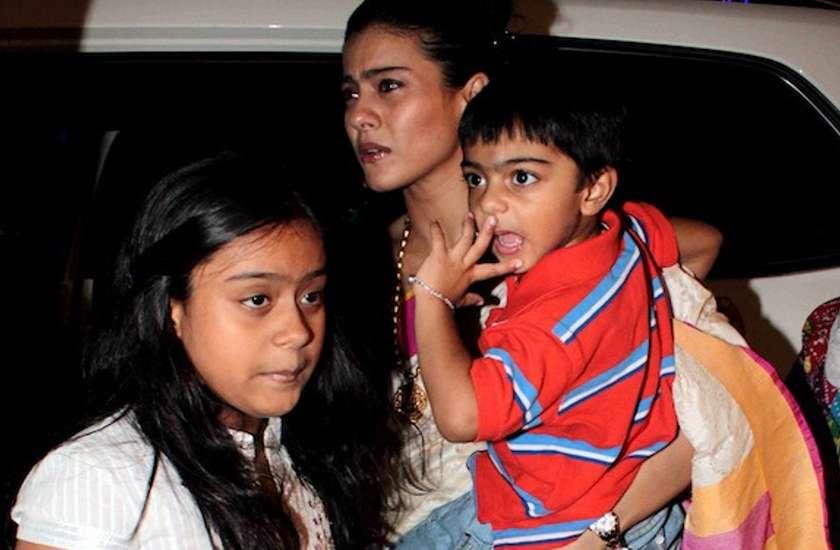 बच्चों के लाइमलाइट में आने से परेशान हैं अजय देवगन, इंडस्ट्री को लेकर कही ये बड़ी बात