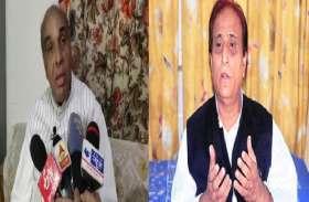भाजपा सांसद ने आजम खान को बताया देश के लिये खतरा, कहा- उनकी असली जगह जेल में है
