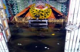 दूणजा माता के चरणों में पहुंचा सरोवर का पानी, खुशहाली के संदेश से ग्रामीणों में खुशी की लहर