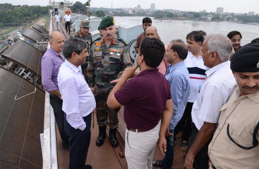 बाढ़ से प्रभावित राजस्थान, ACS ने किया दौरा, जारी किए ये निर्देश