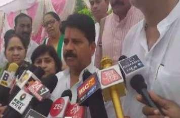 गृहमंत्री ने भाजपा नेताओं को इस बात का आदी बताया, कहा- यह सुख नहीं मिल रहा तो छटपटा रहे