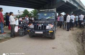 कानपुर उन्नाव रायबरेली मार्ग मचा कोहराम, आधा घंटा से ज्यादा रेलमार्ग बाधित