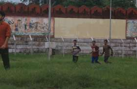 उदयपुर का खिलाड़ी आखिर खेले तो ' खेले कहां '...देखें तस्वीरों में