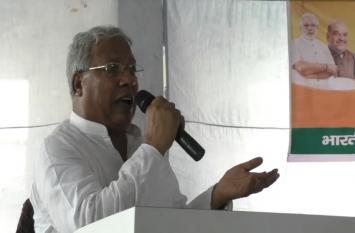 VIDEO: पीएम मोदी के जन्मदिन पर सांसद ने छात्रों को दिलाई यह शपथ, जानकर आप भी करेंगे गर्व