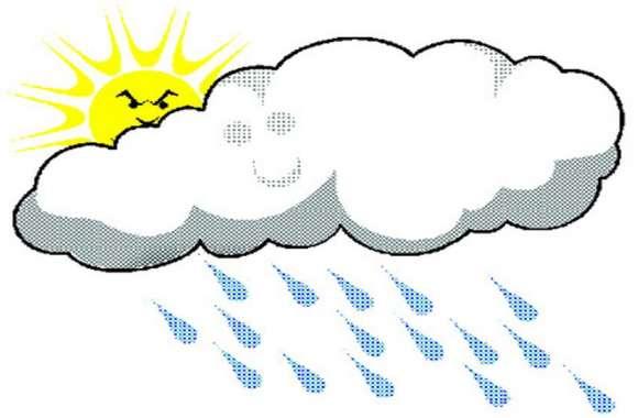 मानसून की विदाई बेला पर औसत बारिश में अलवर जिला करीब 200 मिमी पीछे
