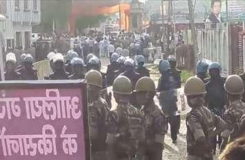 पीड़ितों से नजर बचाकर रामपुर से निकले अखिलेश यादव पर भी लगे गंभीर आरोप, देखें वीडियो-