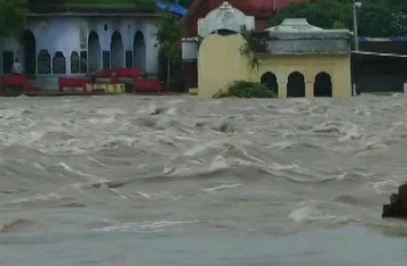 33 जिलों में भारी बारिश का अलर्ट, पशुपतिनाथ मंदिर भी डूबा, 80 फीसदी फसलें खराब, शहर से गांव तक पानी ही पानी