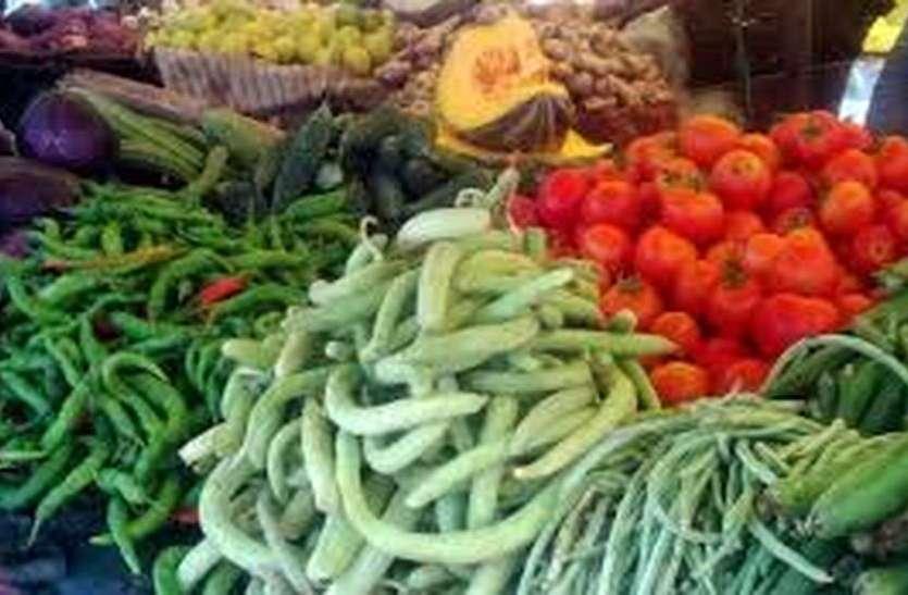खाजूवाला में दूध के बाद सब्जियों व फसलों में मिला रहे 'धीमा जहर'