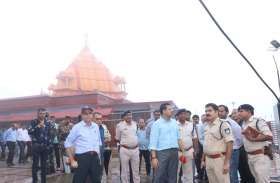 Salkanpur fair : सलकनपुर देवी मेला में गैस से चलने वाले वाहनों को नहीं मिलेगी एंट्री