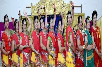 Photo Gallery:छत्तीसगढ़ ब्राह्मण समाज ने तीज मिलन मनाया