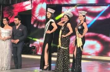 यूपी की इस महिला पीसीएस अफसर ने जीता मिसेज इंडिया 2019 का खिताब, सीएम योगी ने भी किया सम्मानित