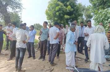Accident : श्मशान में शव छोड़ भागे लोग, 4 घंटे बाद दाह संस्कार