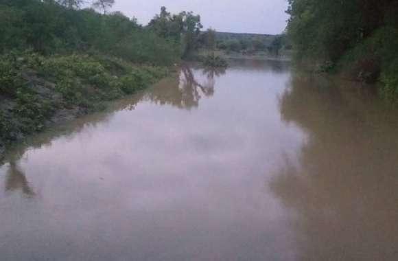 जिले में 60 साल पहले खंडिया में गिरी थी कालीसिंध नदी