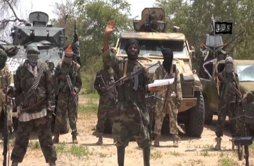 नाइजीरियाः सैनिकों ने बोको हरम के 29 आतंकवादियों को मार गिराया