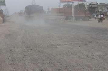 जोधपुर में टूटी सडक़ों को सुधारने की सूची हुई जारी